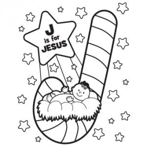 Jesus-Coloring-Page
