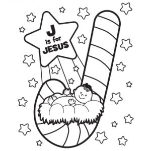 Jesus-Coloring-Page