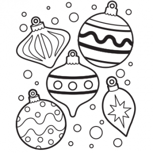 Ornaments-Coloring-Page
