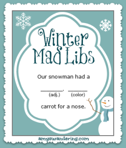 winter-mad-libs