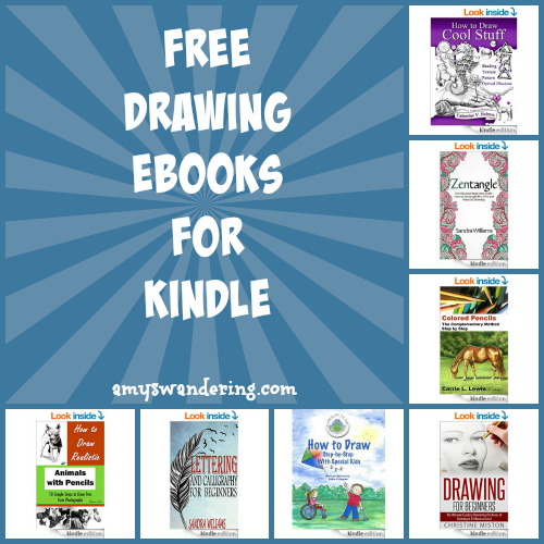 Free Drawing eBooks for Kindle
