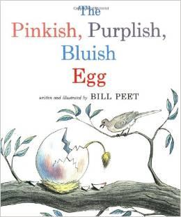 The Pinkish Purplish Bluish Egg