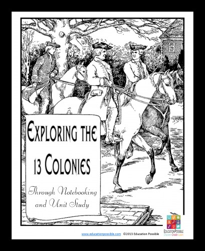 Discover-the-13-Colonies-unit