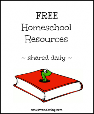 FREE Daily Homeschool Resources