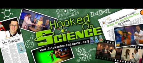 hooked on science