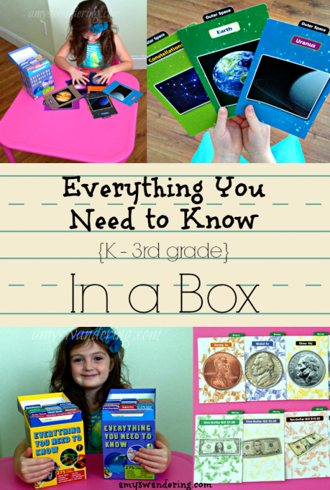 Everything You Need to Know in a Box