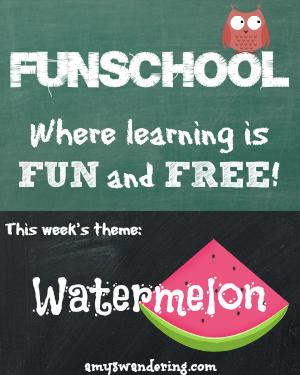 Funschool Watermelon