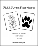 Free Nature Field Guides