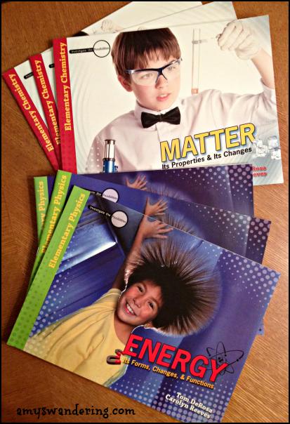 Master Books Elementary Chemistry & Physics