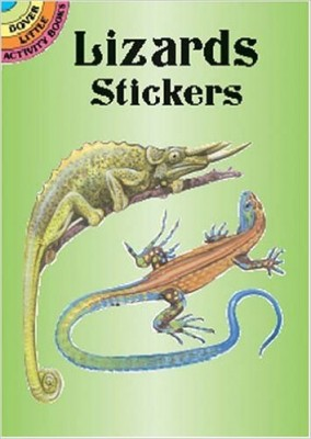 lizard stickers