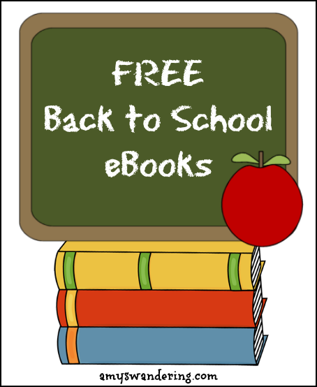 Read Back to School themed eBooks for FREE through the Open Library