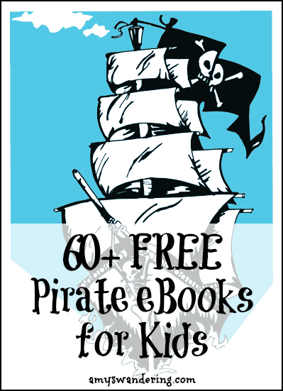 Read Pirate themed eBooks for FREE through the Open Library