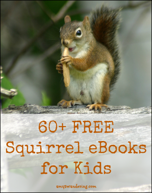 Free Squirrel eBooks for Kids