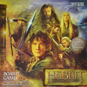 Hobbit Smaug Game