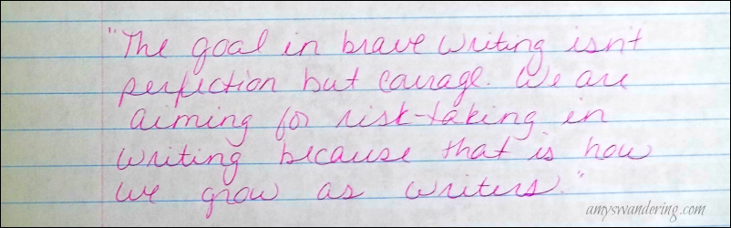 brave writer quote 3