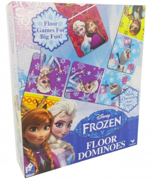 frozen dominoes