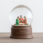 Wise Men Snow Globe