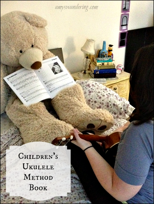 Children's Ukulele Method Book