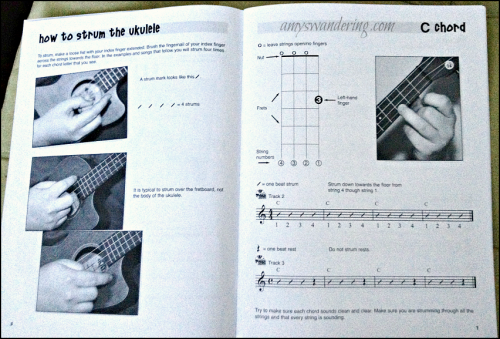Children's Ukulele Method Music