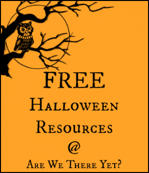 Free Halloween Resources