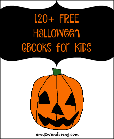 Free Halloween eBooks for Kids