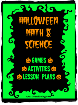 Halloween Math & Science