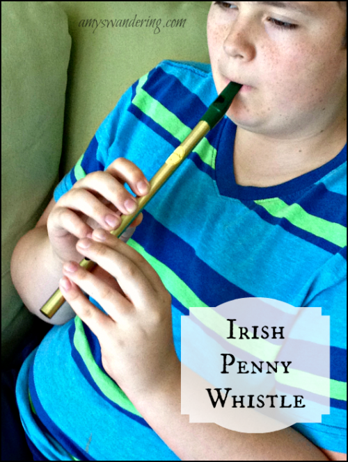 Irish Penny Whistle