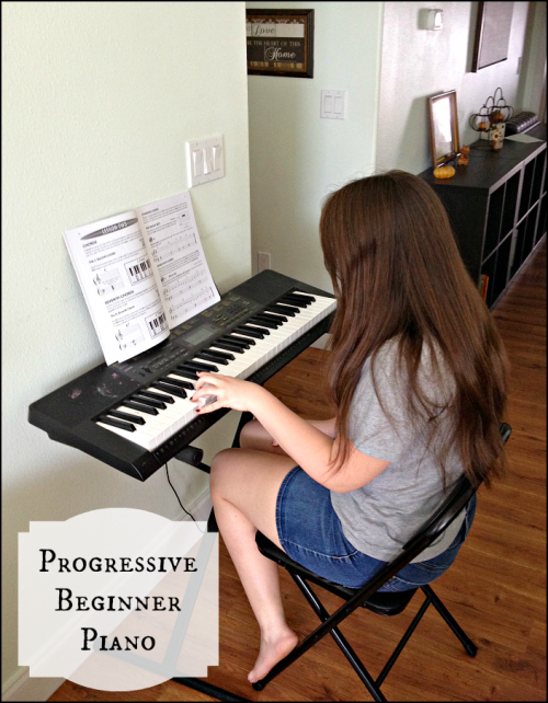 Progressive Beginner Piano