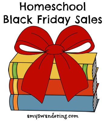 Homeschool Black Fiday Sales