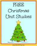 Free Christmas Unit Studies