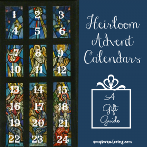 Heirloom Advent Calendars