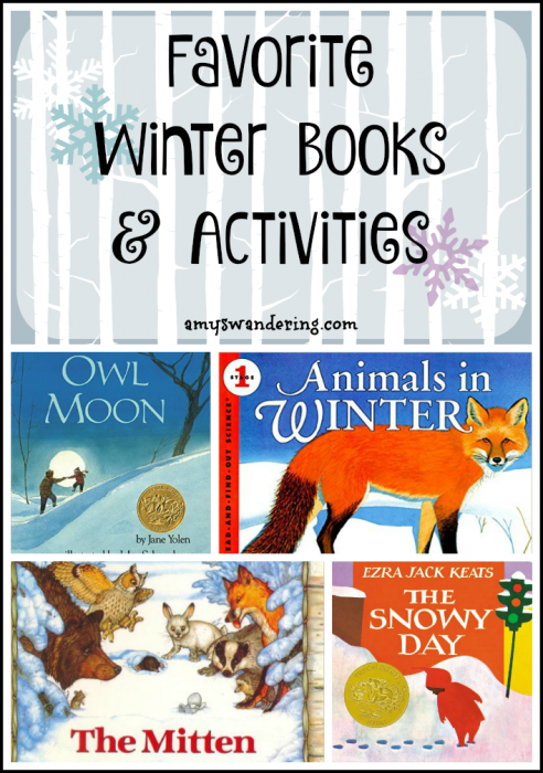Winter Books & Activities