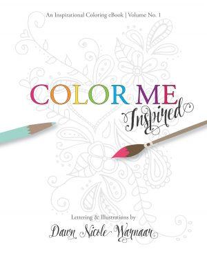 ColorMeInspiredVol1