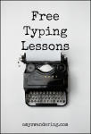 Free Typing Lessons