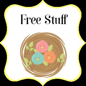Spring Free Stuff