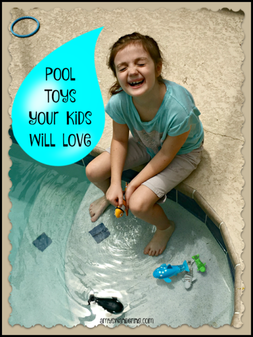 Pool Toys Your Kids Will Love