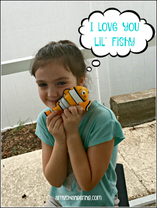 lil fishy love