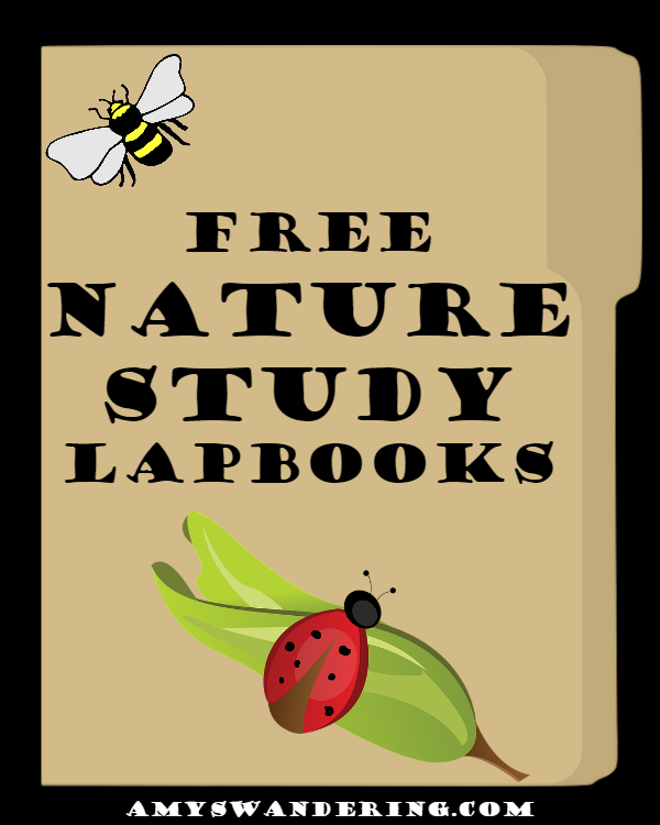 Free Nature Study Lapbooks
