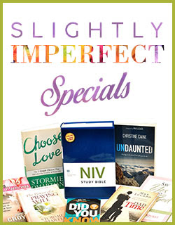 slighly imperfect sale