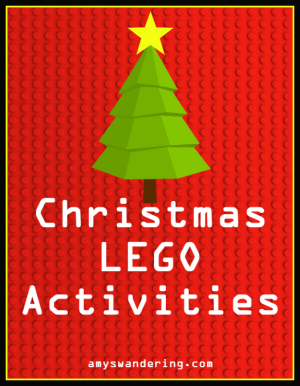 Christmas LEGO Activities