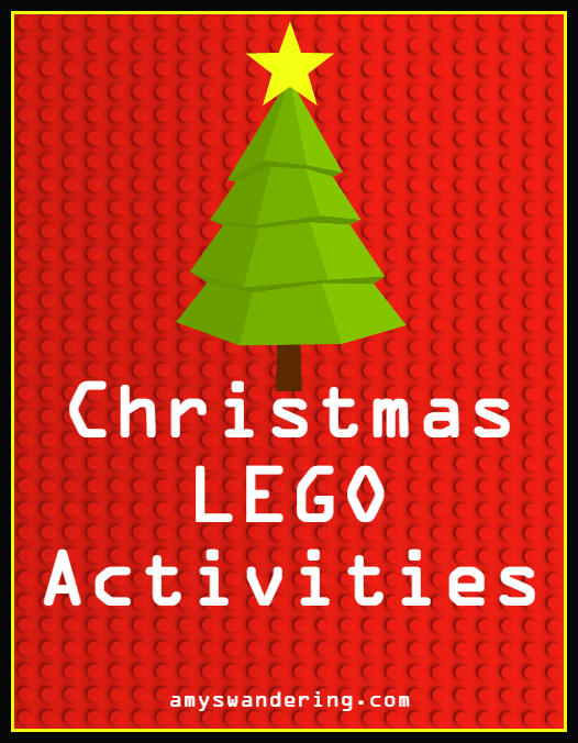 Christmas LEGO Activities