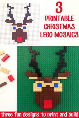 Christmas Mosaics @ Childhood 101