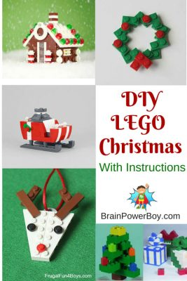 DIY Christmas @ Brain Power Boy