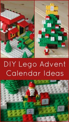 Advent Calendar @ Frugal Fun for Boys and Girls