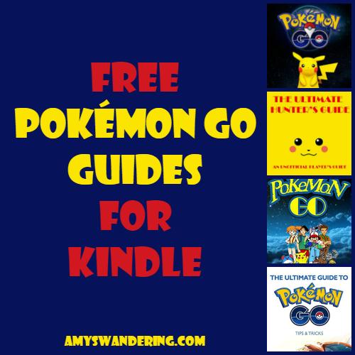 FREE Pokémon Go Guides