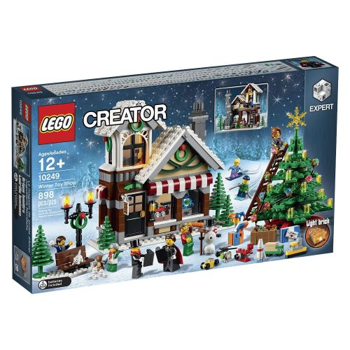 LEGO Winter Toy Shop