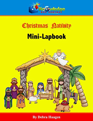 Nativity Lapbook