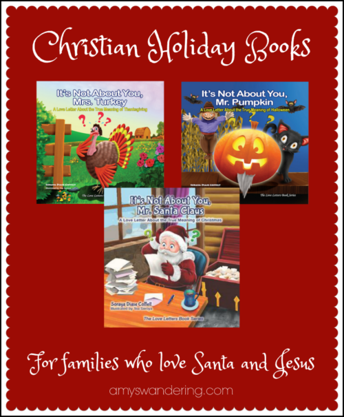 Christian Holiday Books