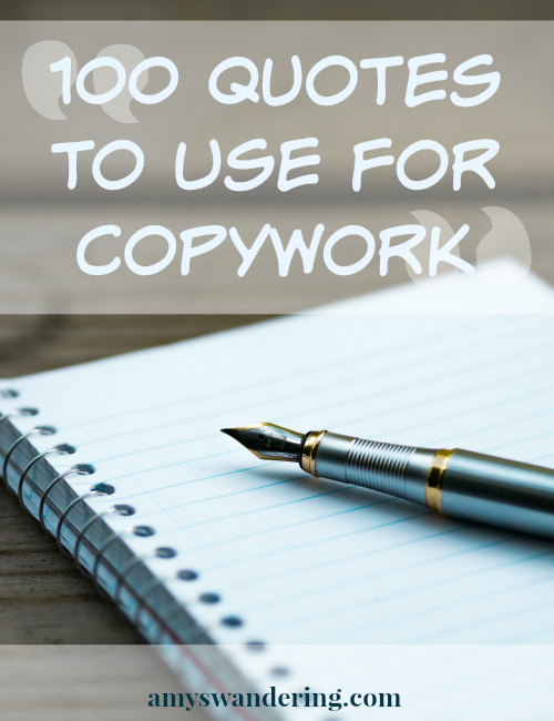 100-quotes-to-use-for-copywork