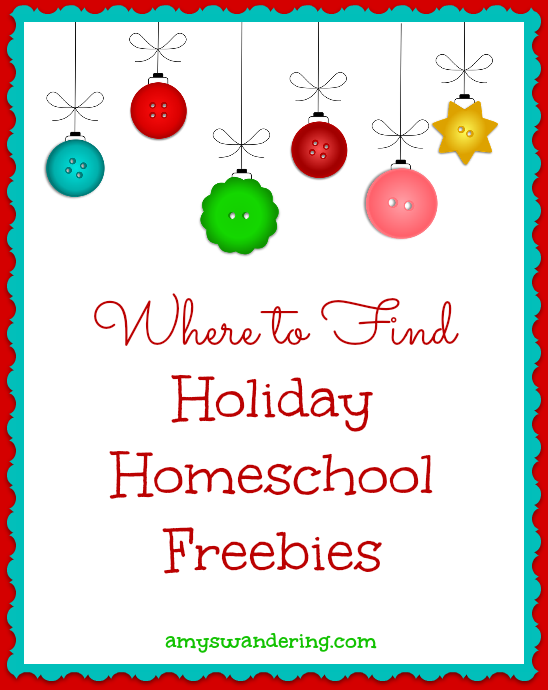 holiday-homeschool-freebies